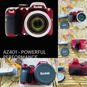Kodak Pixpro AZ401 Camera new